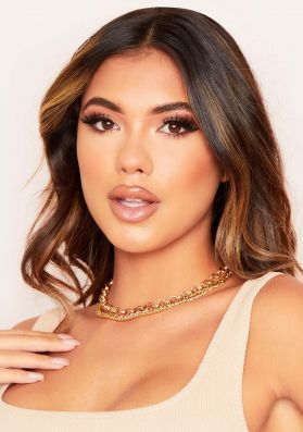 Layla Gold Two Chain Necklace