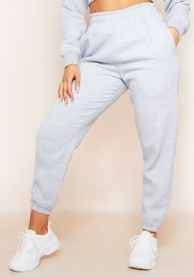 Hayley Grey Piping Detail Joggers