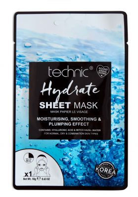 Technic Hydrate Face Sheet Mask