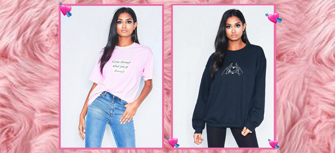 self love slogan tees